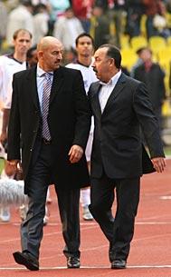 «Газзаев не будет тихо дожидаться, пока облажается очередной Жорже»