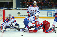 «Я не чувствовал запаха гола». ЦСКА доминировал, но проиграл СКА