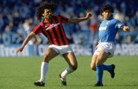 10 лучших «десяток» в итальянском футболе