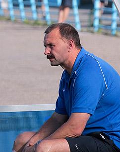 Игорь Криушенко: «Когда стали чемпионами, я сбрил усы»