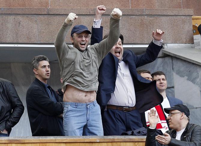 Герман Ткаченко: «К Керимову пришли и сказали, что я украл на трансфере Это'О 15 миллионов евро»