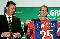 15 голландцев, которые играли у ван Гала в «Барселоне», «Баварии» и «МЮ»