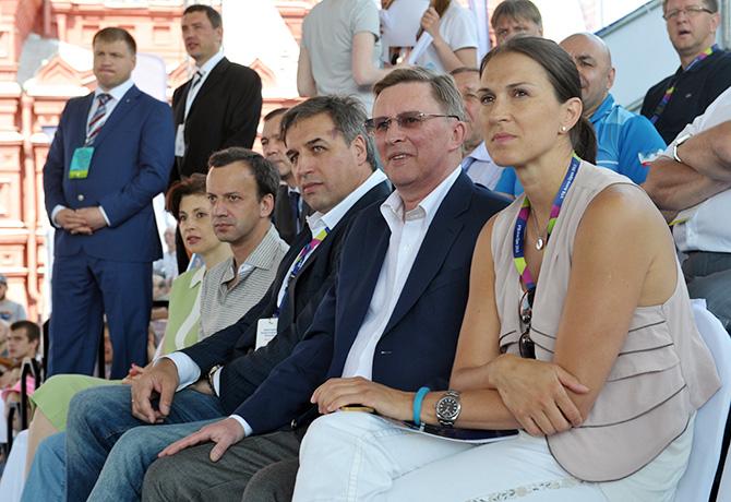 Светлана Абросимова: «Не думаю, что в предвыборной борьбе будут какие-то женские штучки»