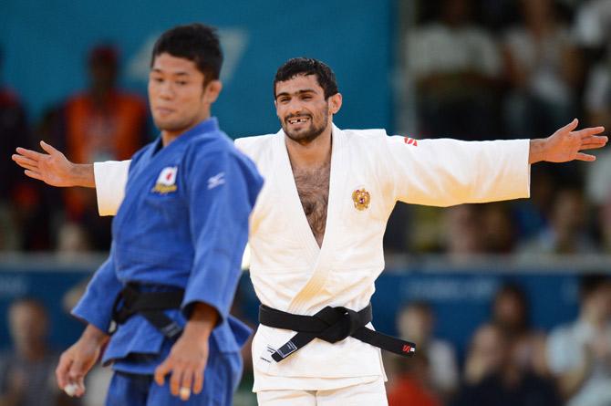 Арсен Галстян: «В 9 лет понял, что буду олимпийским чемпионом»