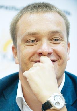 Андрей Ватутин: «Войны с РФБ нет»
