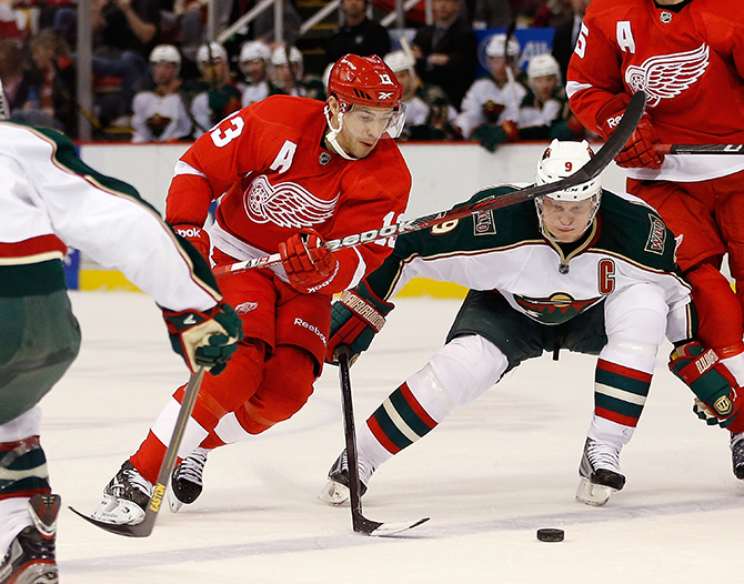 7 лучших российских игроков на старте чемпионата НХЛ
