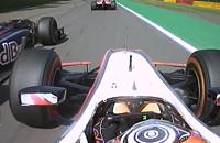 Авария дня. Жуткое происшествие в гонке GP2