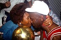 Самые знаменитые мамы НБА