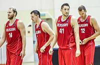 Сборная России. Кто будет играть на Евробаскете-2015