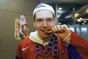 Евгений Кузнецов: «Играть два-три года в АХЛ – это не мое»
