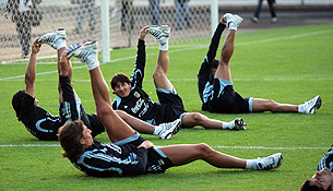 «Аргентина и четыре состава выкатить может — и ни один не будет слабым»