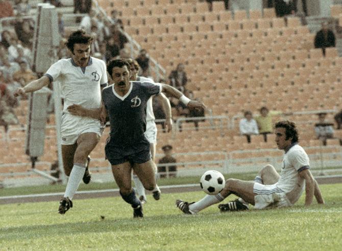 «Не стоит мешать ностальгию по советскому футболу с ностальгией по советскому государству»