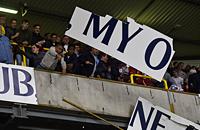 Отвратительное поведение болельщиков «Арсенала»