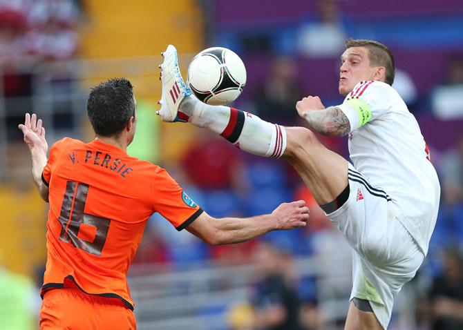 Датский «твист». 5 мыслей о матче Голландия – Дания