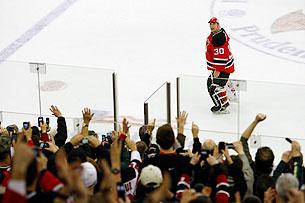 Вратари НХЛ: лучшие из лучших