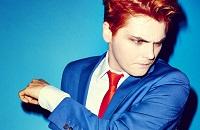 Gerard Way 9 сентября в Москве