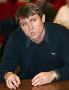 Андрей  Талалаев: «У меня сегодня очень важный день»