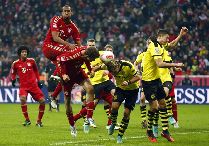 Идите с миром. 5 мыслей о матче «Бавария» – «Боруссия»