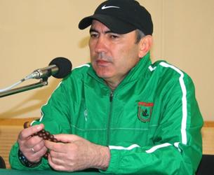 Курбан Бердыев: «Завидую игрокам белой завистью»