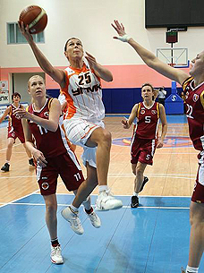 Светлана Абросимова: «В любой команде готова играть на высоком уровне»