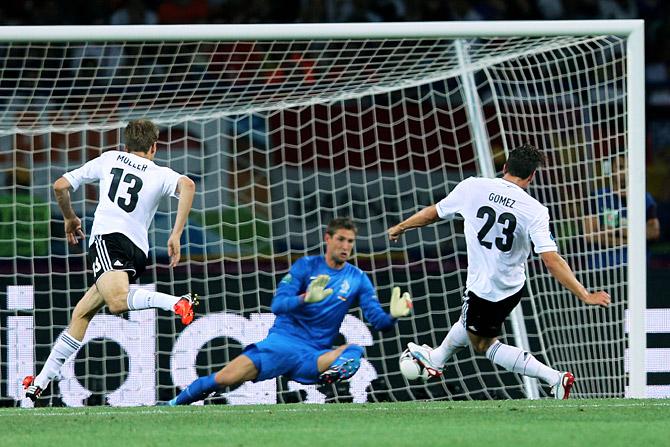 Низкий старт. 5 мыслей о матче Голландия – Германия