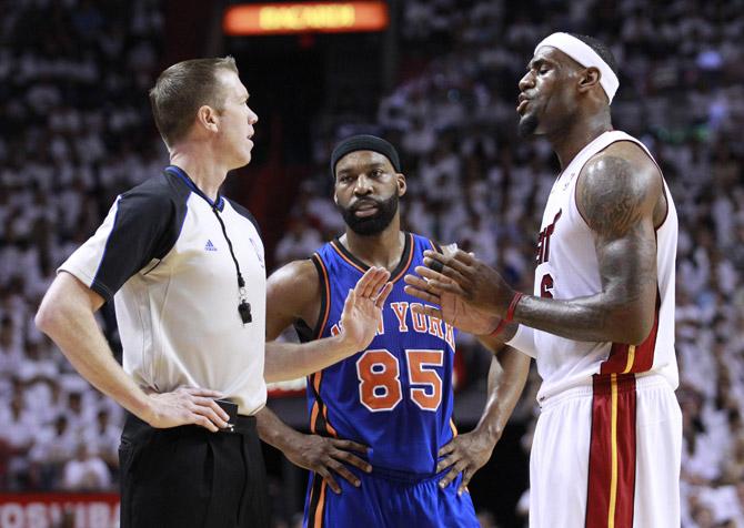 20 самых спорных судейских решений НБА