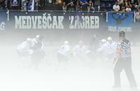 Медведи в тумане. Как выглядит летний хоккей в Хорватии