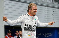 Гран-при Австрии. Столкновение Райкконена и Алонсо, успех Росберга и другие события гонки