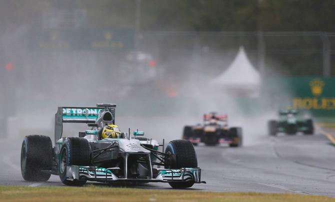 Фальстарт. Как сорвалась первая квалификация сезона «Формулы-1»