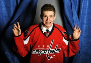 Евгений Кузнецов в НХЛ. Да или нет?