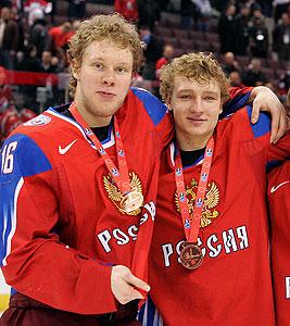 Дмитрий Клопов и Сергей Андронов: «Россия ни в чем не уступает Канаде»