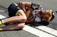 Завал, без которого немыслим «Тур де Франс»