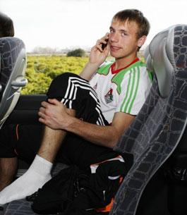 Денис Глушаков: «Мне сказали – запрись на базе и тренируйся»