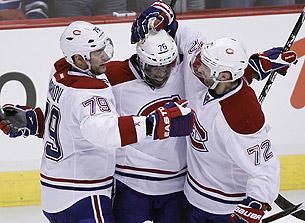 Русская десятка НХЛ. Неделя 23