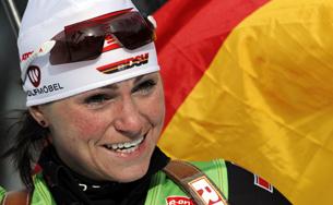 Андреа Хенкель: «В мужской команде меня приняли прекрасно»