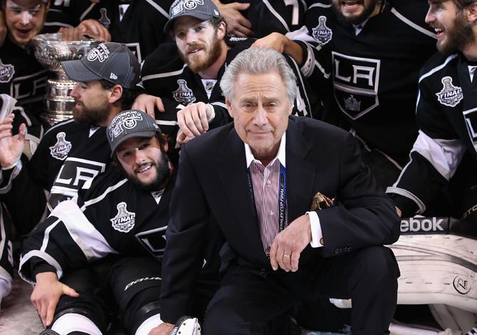 Кто владеет клубами НХЛ. Западная конференция