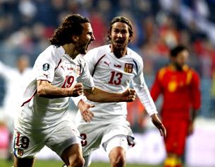 Евро-2012. Сборная Чехии
