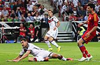10 лучших бомбардиров в истории сборной Германии