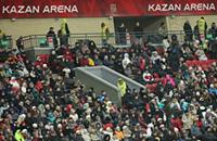 «Казань Арена» перед матчем с «Ливерпулем»
