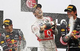 5 лучших Гран-при 2011 года