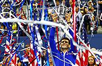 Как Новак Джокович выиграл свой десятый «Большой шлем»