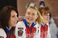 Лучшие теннисистки России в Праге