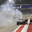 «В Бахрейне запустили все фейерверки. Двигатель решил к ним присоединиться». Фееричный финиш Риккардо