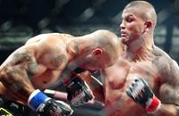 217 драк. Как хоккейный тафгай с третьей попытки дебютирует в UFC