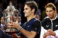 Как Федерер обыграл Надаля в Базеле
