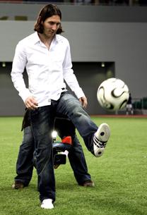 «Обладатель «Золотого мяча» может определиться именно на «Стадио Олимпико»
