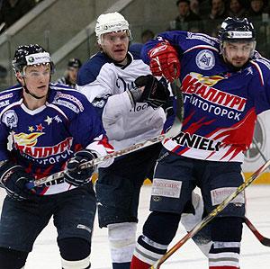 Лев Бердичевский: «Даже в НХЛ нет такого графика»