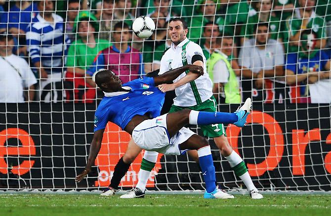 Честный понедельник. 5 мыслей об игре Италия – Ирландия