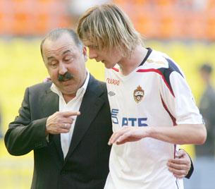 «А может, Валерий Георгиевич, все же останетесь, сделаете одолжение?»