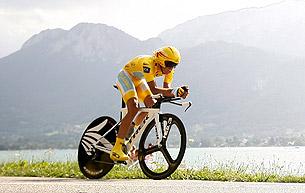 «Тур де Франс». Подъем на Мон-Ванту. Хроника событий